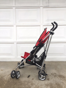 UPPAbaby G-luxe umbrella stroller, red