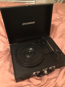 New Record Player