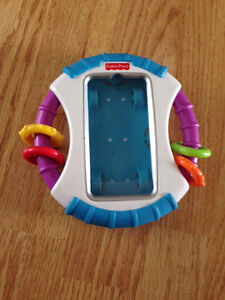 iPod / iPhone holder for baby