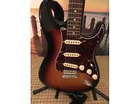 Electric guitar - Fender Squire