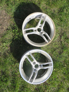 Can Am Spyder Front Rims