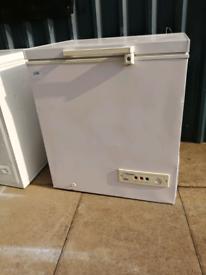 Frigidaire small chest freezer at Recyk Appliances