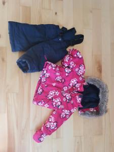 Ensemble d'hiver pour bébé