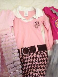 3 dresses size 3, hello kitty dress sold London Ontario image 3