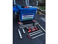 Shakespeare Fishing Seat Box With Octoplus Fittings Plus Lots Of Extra Add Ons