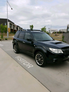 2010 Subaru Forester SUV s3 xt luxury automatic turbo wrx Kaleen Belconnen Area Preview