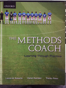 The Methods Coach - Learning Through Practice