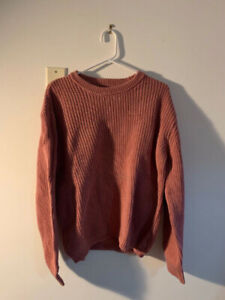 Men's Pink Urban Outfitters knitted Sweater
