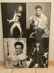 Elvis Presley Poster - 'Life in Pictures'