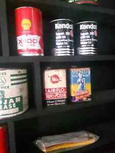 VINTAGE PETRO OIL CAN COLLECTION Windsor Region Ontario image 4
