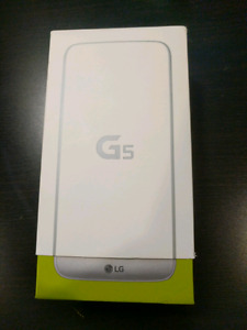LG G5 32GB Silver (Locked to Rogers)