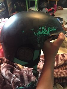 K2 snow helmet with speakers