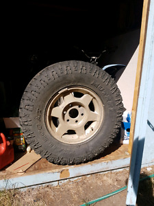 4 Chevy 1500 tires CHEAP