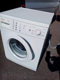 6kg 1200 spin Bosch classixx6 vario perfect washing machine