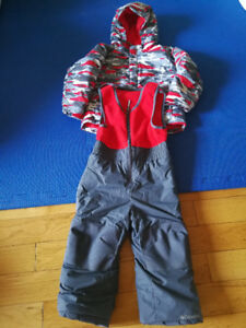 Columbia Snowsuit Set