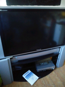 "Panasonic 60"" et cinema maison"