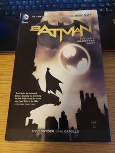 Batman Graphic Novels - New 52 Hardcovers