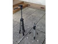 TRIPODS (2) FOR SALE