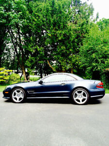 2011 Mercedes-Benz SL-Class SL 550 Coupe (2 door)