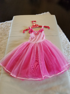 Girl's Princess Expressions Ballerina Costume Dress