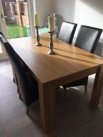 Harvey's table and chairs