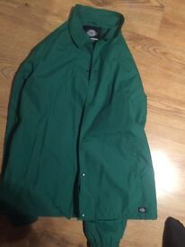 Dickies large over jacket