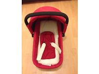 Carrycot carry cot