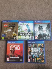 PS4 TOP GAMES Read PS5 Games
