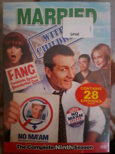 Married with Children DVD all 11 Seasons
