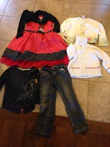 Girl clothes size 5