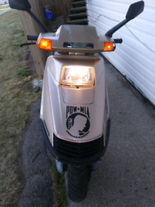 1985 honda elite 250 low ks
