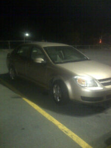 2007 Chevy Cobalt with new 2 year MVI $2500 OBO