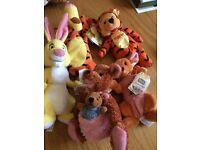 Pooh Beanie Toys