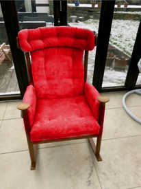 Very Rare Parker knoll Rocking Chair 1031