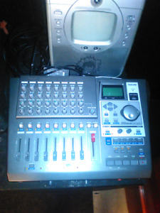 Tascam for recording
