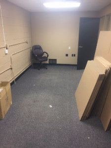 2 offices in Sherwood Park to sub-lease