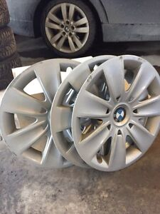 "BMW 16"" wheel covers ( hubcaps)"