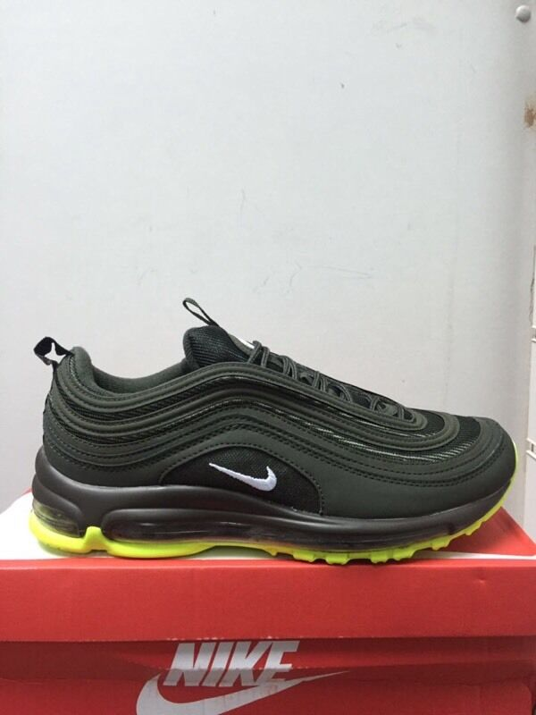 Nike air max 97 Kaki Green All Sizes Available