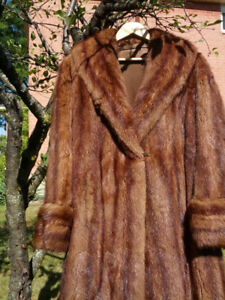 Mink Coat--- REDUCED further price
