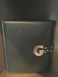 Michael Godard Ltd Edition Leather bound Book