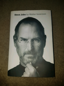 Steve Jobs by Walter Isaacson Hectorville Campbelltown Area Preview