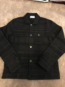 John Elliott Jacquard Thumper Jacket- Size Small