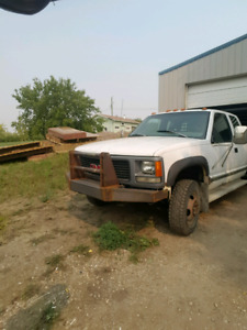 97 Chevy 1 ton dually 4x4