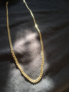 14 kt Gold necklace in perfect condition