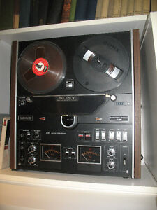 Sony TC580 Reel to Reel