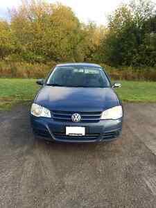 2008 Volkswagen Golf Hatchback