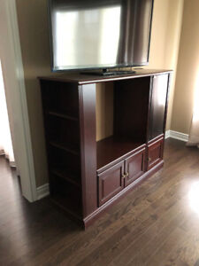 tv cabinet for sale great condition