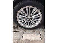 "Vauxhall Insignia 18"" Elite Alloys with tyres"