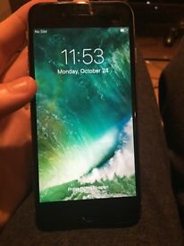 iPhone 6 - 16GB - Space Grey - on Vodafone