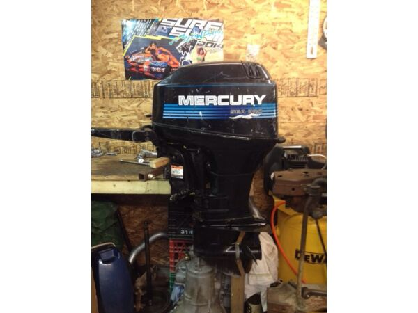 Used 1995 Mercury sea pro